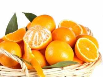 Caja de Naranjas y Mandarinas de 10 Kg