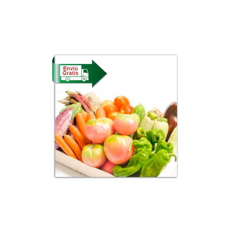 Caja de Verduras Grande
