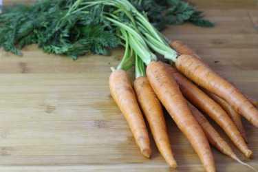 500gr de Zanahorias Ecológicas