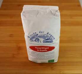 kg harina integral de Espelta