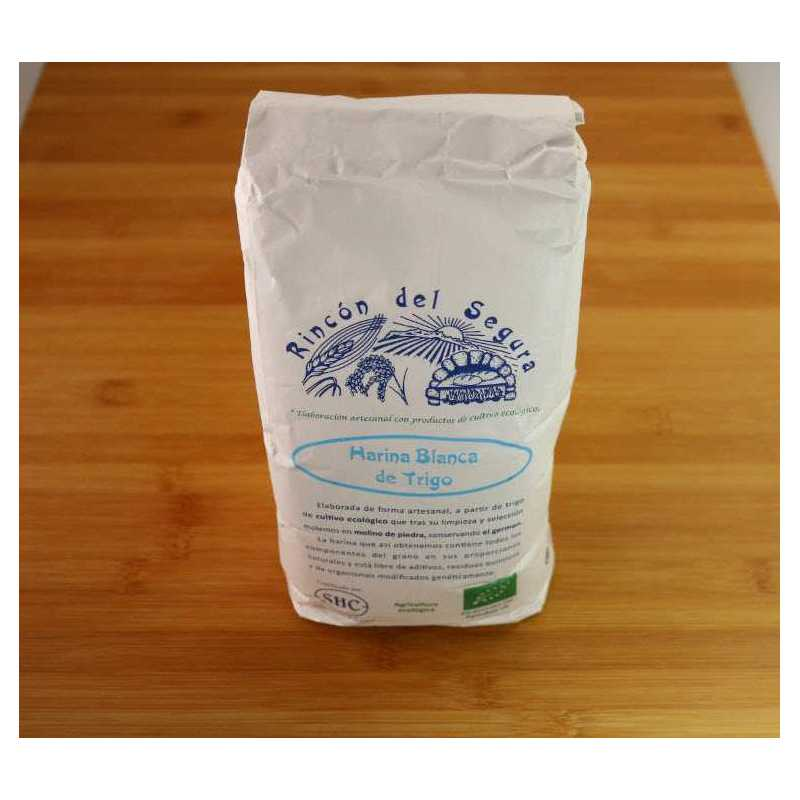 kg de Harina blanca de trigo Ecológica