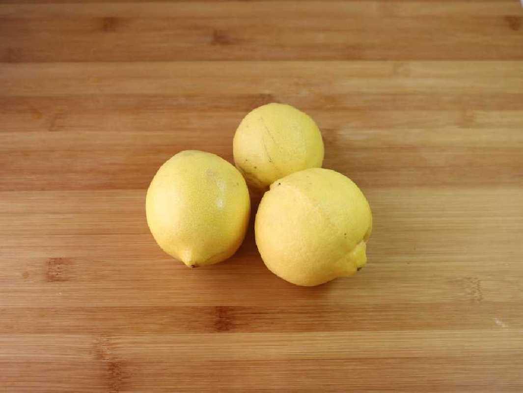 500gr de Limones ecologicos