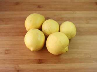kg Limones Ecológicos