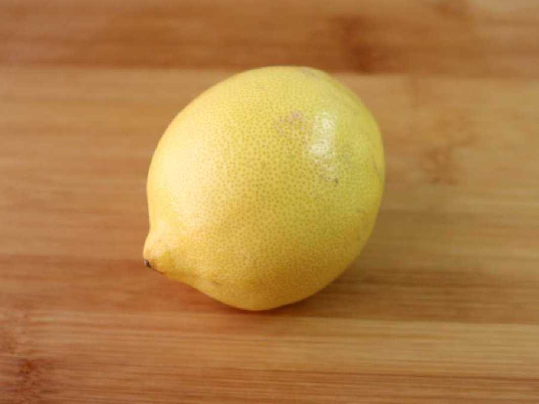 Unidad de limón ecológico