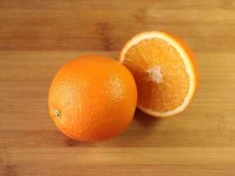 Unidad de Naranja ecológica de mesa