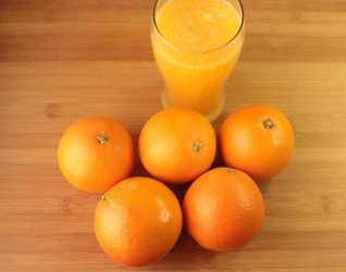 kg Naranjas de zumo ecológicas de Huerta de Vcia