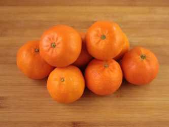 500gr Mandarinas ecológicas valencianas