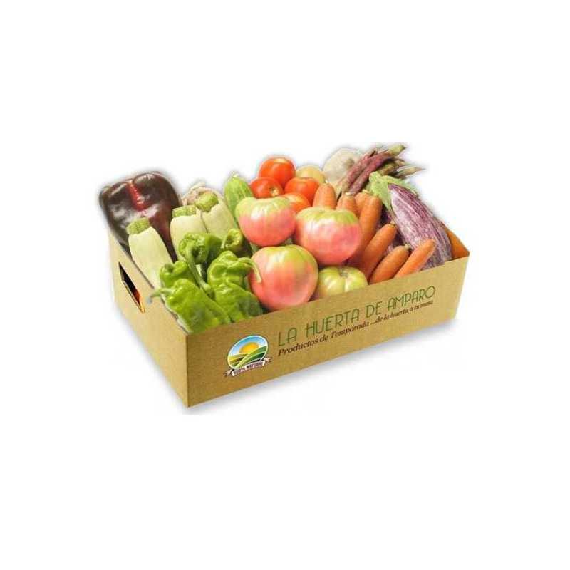 Caja de Verduras Pequeña