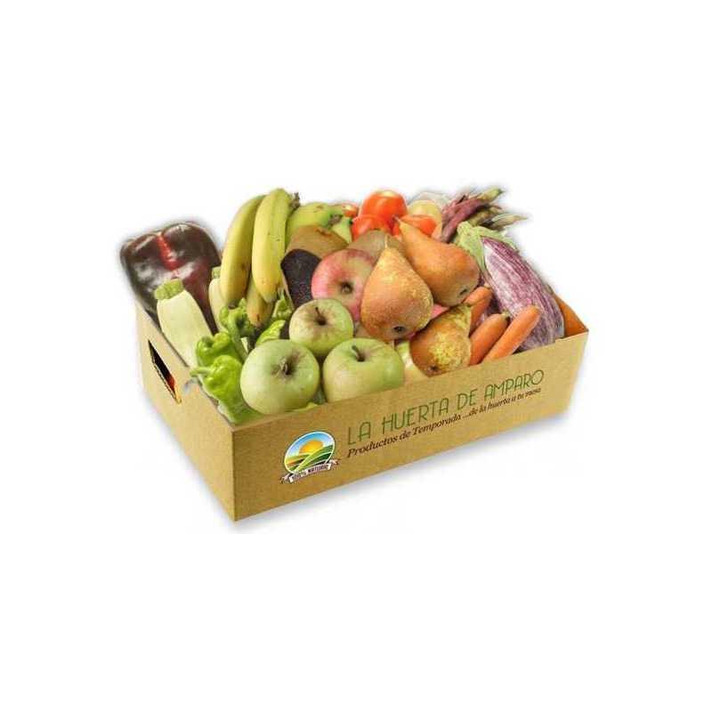Caja Mixta de Fruta y Verdura Grande