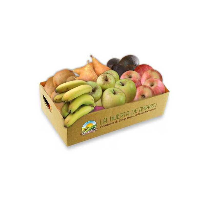 Caja de fruta ecológica 10 kg