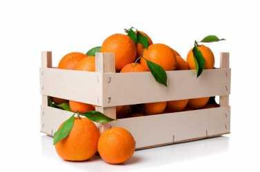 Caja de Naranjas de Mesa de...