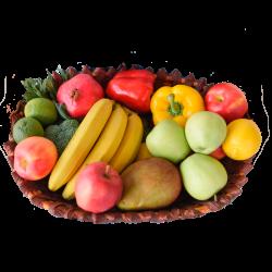 Caja de frutas variada...