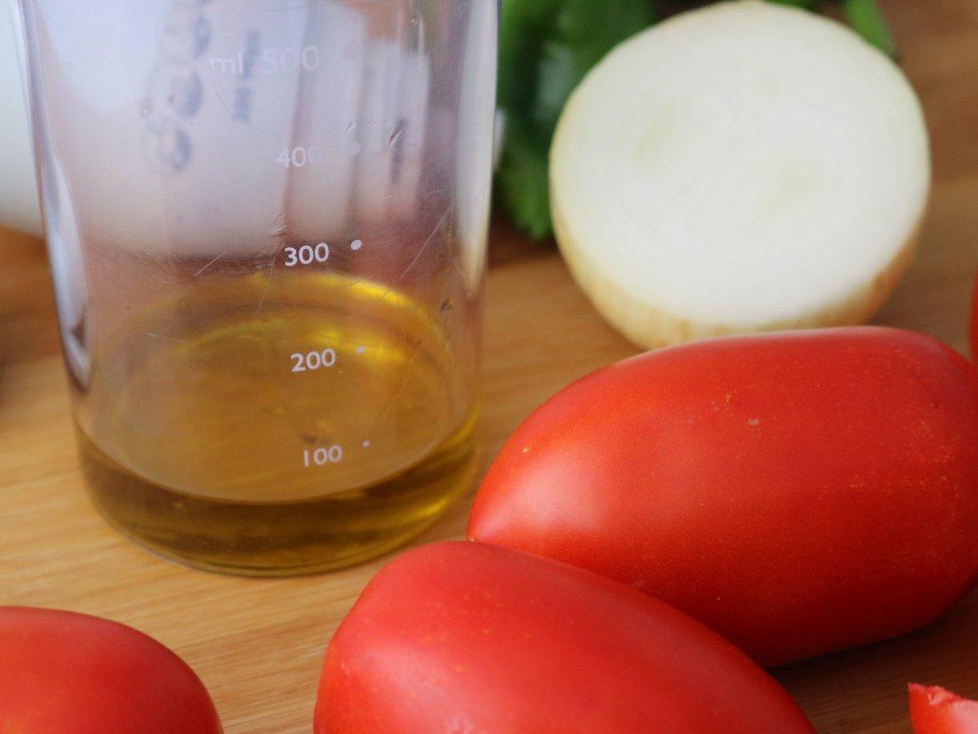 verduras gazpacho ecologico
